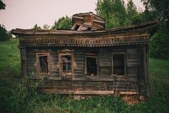 Dood van de Russische verre plaatsen Concept Stock Fotografie