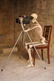 Dood van videoconcept Royalty-vrije Stock Afbeelding