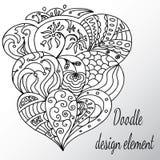Doodl element-3 Fotos de Stock Royalty Free