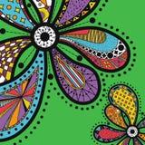 Doodle 01 Fotografia Stock