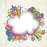 doodle Obrazy Stock