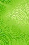 Предпосылка волны вектора линий нарисованных doodle Стоковое Изображение RF