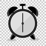 Doodle Alarm Clock Royalty Free Stock Photo