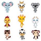 Doodle animal Royalty Free Stock Photo