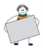 Doodle character Stock Photos