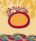 Doodle colorful farme Stock Photos