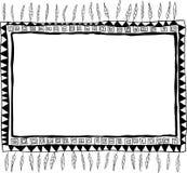 Doodle della pagina Immagini Stock Libere da Diritti