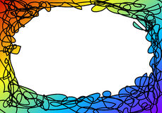 Doodle frame Royalty Free Stock Photo