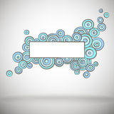 Doodle Invitation Royalty Free Stock Images
