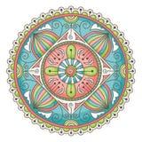 Doodle mandala Stock Images