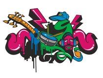 Doodle musical Fotografía de archivo