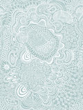 Doodle pattern Royalty Free Stock Image