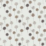 Doodle seamless pattern of dandelions Stock Photos