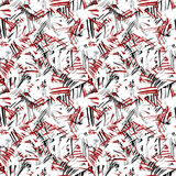 Doodle seamless pencil scribble pattern-model for design of gif Royalty Free Stock Photography