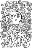 Doodle Sketch Drawing Vector Stock Photo