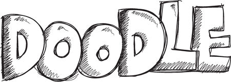 Doodle Sketch Vector Stock Photo