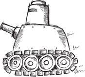 Doodle Tank Vector Stock Photos