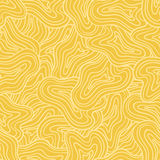 Doodled seamless vector pattern from spots. Endless vector background. Hand drawn abstract backdrop. Vector illustration Stock Photos