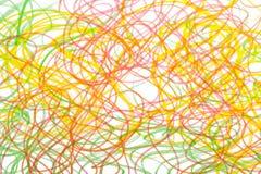 Doodles Стоковое Изображение RF