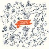doodles stock illustratie