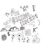 Doodles fotos de archivo libres de regalías
