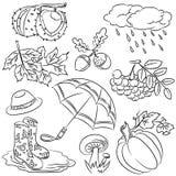 Doodles del otoño