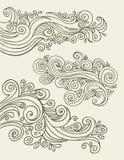 Doodles design elements vector illustration