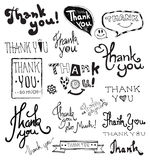 Doodles Hand Drawn  Royalty Free Stock Photo