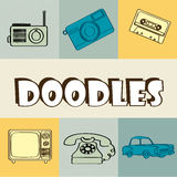 Doodles Royalty Free Stock Image