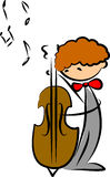 doodles muzyki wektor Zdjęcie Stock