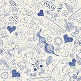 doodles notatnika Fotografia Stock