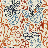 Doodles seamless pattern Royalty Free Stock Image