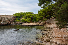 Doodsoverzees, Kroatië Royalty-vrije Stock Foto