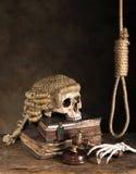 Doodstraf Stock Fotografie