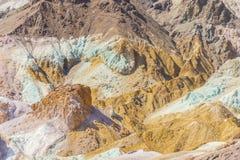 Doodsvallei - Kunstenaarspalet Stock Fotografie