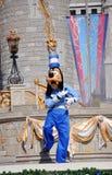 Doof in der Disney-Welt Lizenzfreies Stockfoto