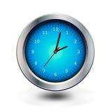 dookoła zegara również zwrócić corel ilustracji wektora Ilustracja Wektor