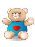 dool niedźwiadkowy miś pluszowy Fotografia Royalty Free