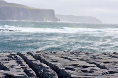 Doolin beach, county Clare, Ireland Stock Photography