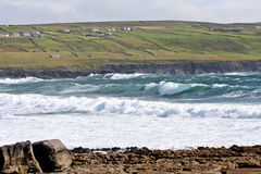 Doolin beach, county Clare, Ireland Stock Image