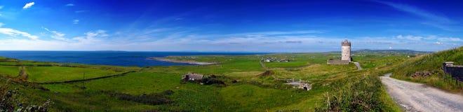 Doolin Co. Clare Irlanda Fotos de archivo libres de regalías