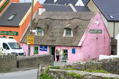 Doolin, Irland Stockfotos