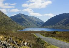 Doolough Pass, Mayo, Ireland Royalty Free Stock Photography