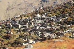 Doonagiri村庄3 库存照片