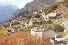 Doonagiri Village-2. Stock Photo