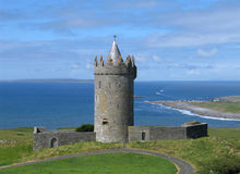 Doonagore Castle Stock Photography