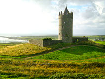 Doonagore kasztel, Irlandia Obraz Royalty Free