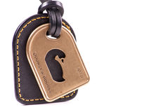 Dooney and Bourke Medallion Royalty Free Stock Images