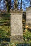 Doopsgezinde begraafplaats Royalty-vrije Stock Afbeeldingen