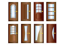 Door. Royalty Free Stock Image